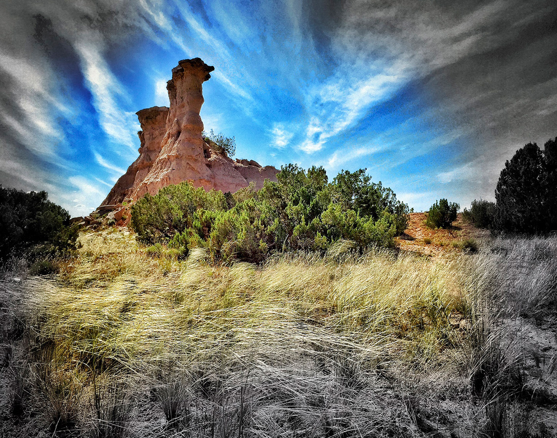 HOODOO CHIMAYO NM