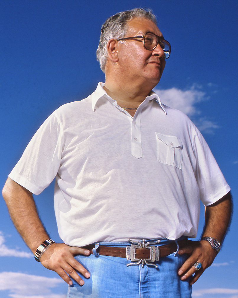 Scott Momaday_Author